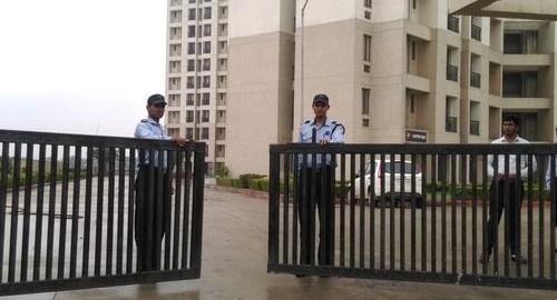 Housing Society Security Guard PF