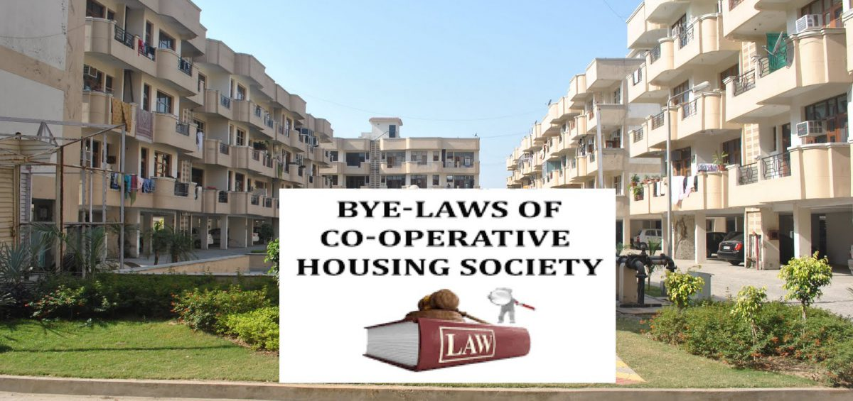 Housing Society Bye Laws 2018 In Marathi Pdf