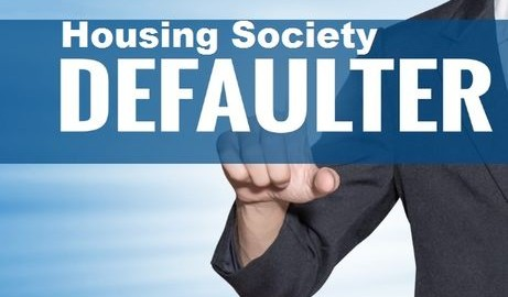 Housing Society defaulters